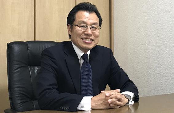 代表取締役 武田敏裕